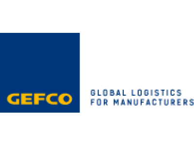 logotipo Gefco – Global Logistic For Manufactures